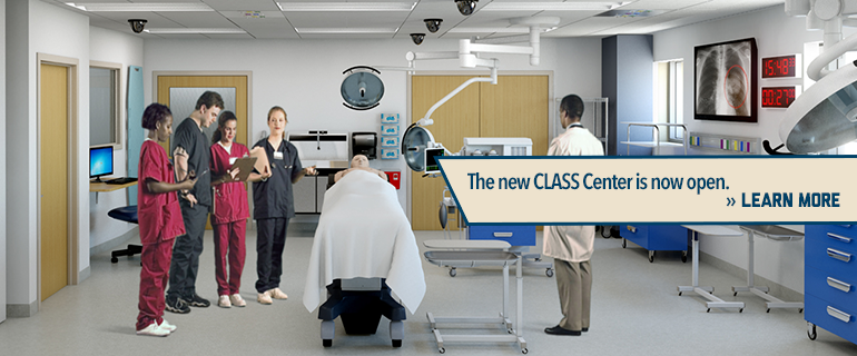 The new class center is open