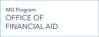 MD Program Office of Financial Aid Small Banner