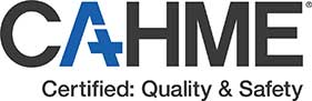 CAHME Certified: Quality & Safety