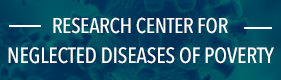 Research Center for Neglected Diseases of Poverty button