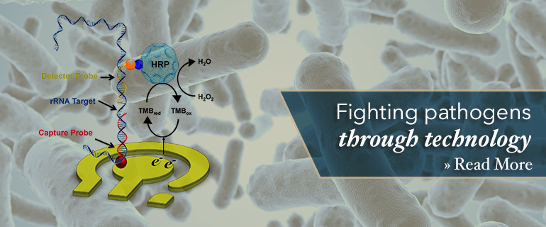 Fighting pathogens through technology: learn more