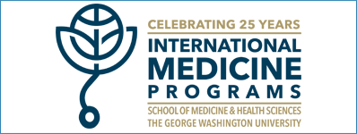 Celebrating 25 years | International Medicine Programs | SMHS GWU