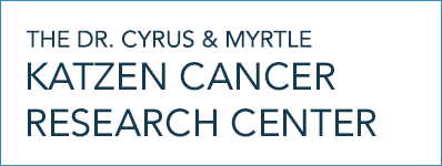 The Dr. Cyrus and Myrtle Katzen Cancer Research Center