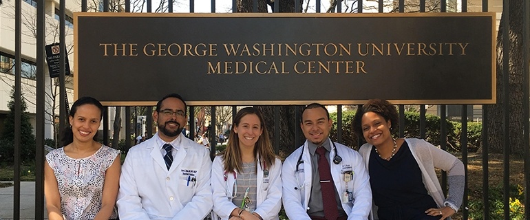 GW Internal Medicine Diversity Network