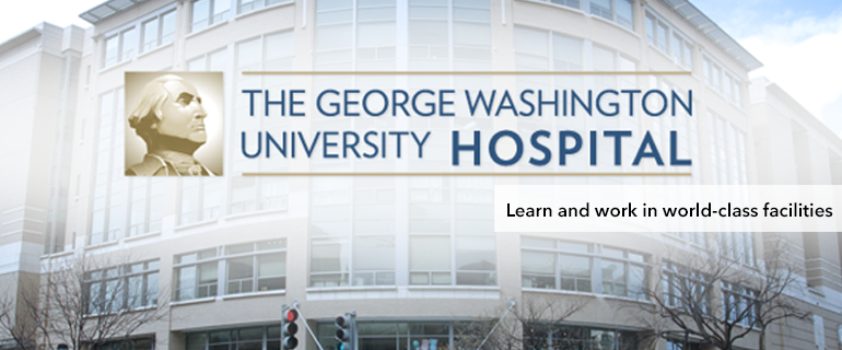 The GWU Hospital - Learn and work in world-class facilities