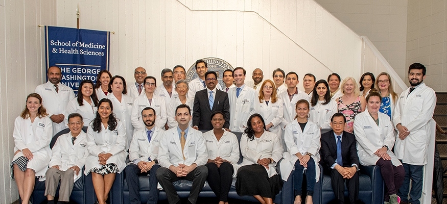 Nephrology department group