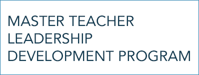 Master Teacher Leadership Development Program