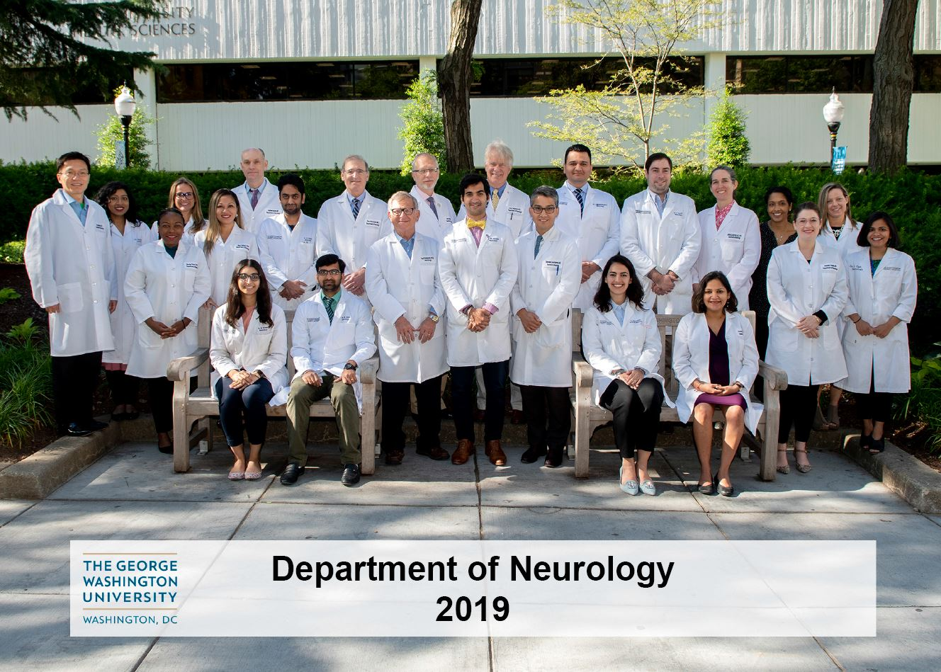We Are GW Neurology | The Department of Neurology