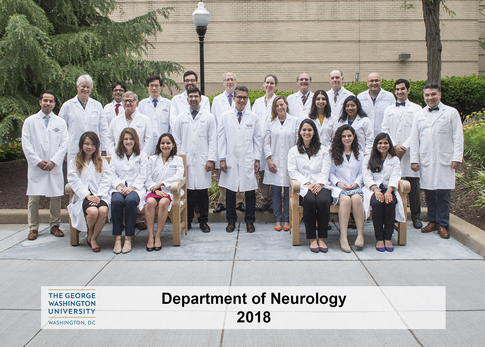 Neurolody Class of 2018 Photo
