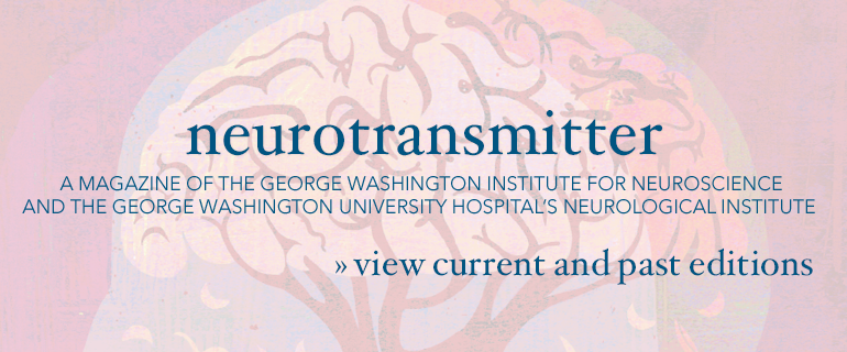 Neurotransmitter Magazine - view current and past editions