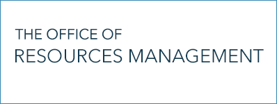 Office of Resource Management and Operations