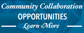 Community Collaboration Opportunities - Learn more