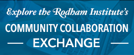 Explore the Rodham Institute's Community Collaboration Exchange