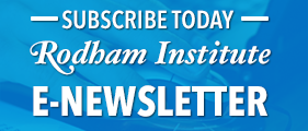 Subscribe today - Rodham Institute e-newsletter