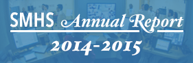 SMHS Annual Report 2014 - 2015