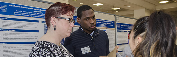 Judges at research days