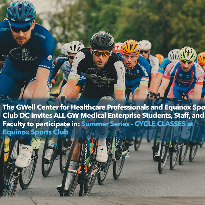 Cycling Event Series Banner
