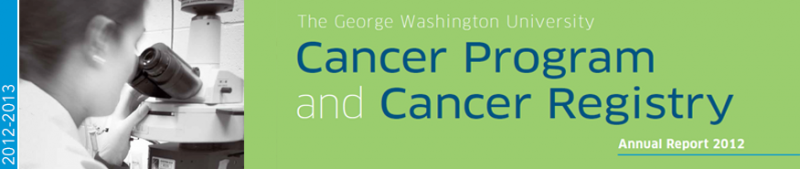 Cancer Annual Report 2012-2013