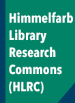 Himmelfarb Libarary Research Commons