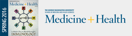 Medicine and Health Magazine Spring 2016