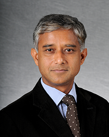 Raja Mazumder, Ph.D, associate professor of biochemistry and molecular medicine
