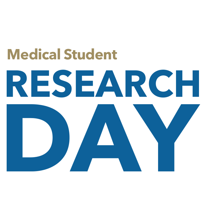 Medical Student Research Day | The School of Medicine ...