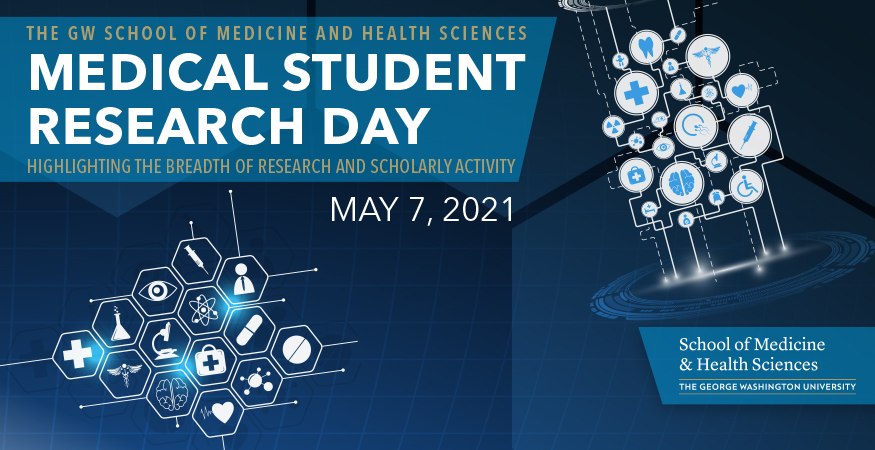 Medical Student Research Day 2021 Banner