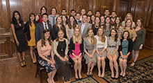 AΩA 61st Annual Banquet and Induction Ceremony