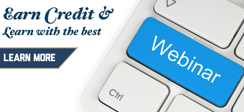 Earn Credit and learn with the best