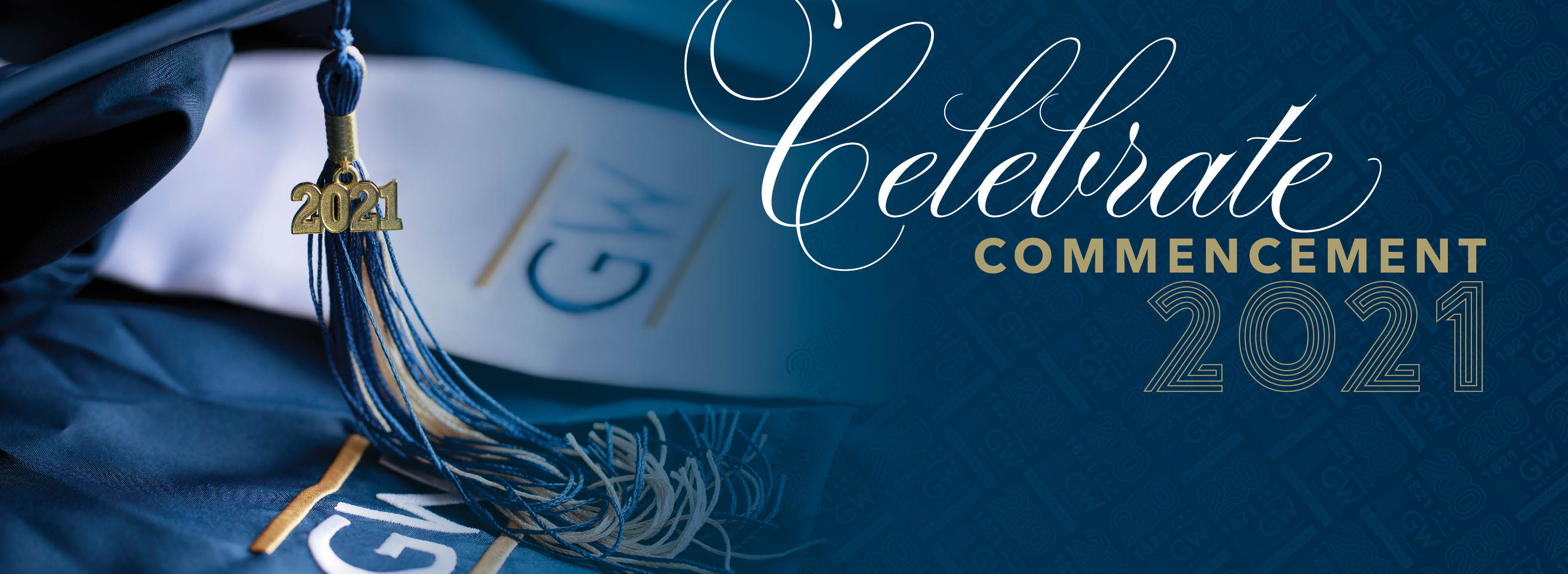 Celebrate Commencement 2021