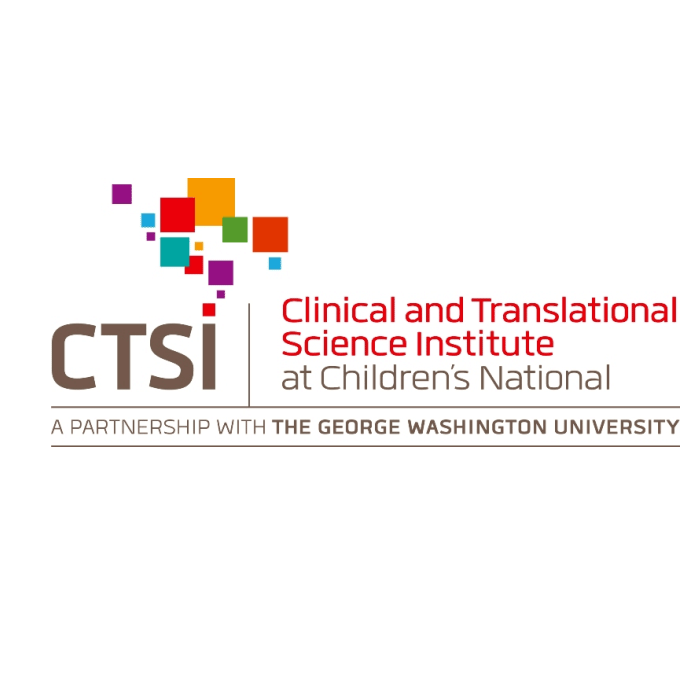Clinical and Translational Science Institute at Children's National Event Banner