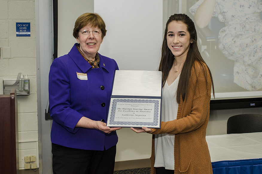 First-Year M.D. Student Katherine Negreira Earns Koering Award | The ...