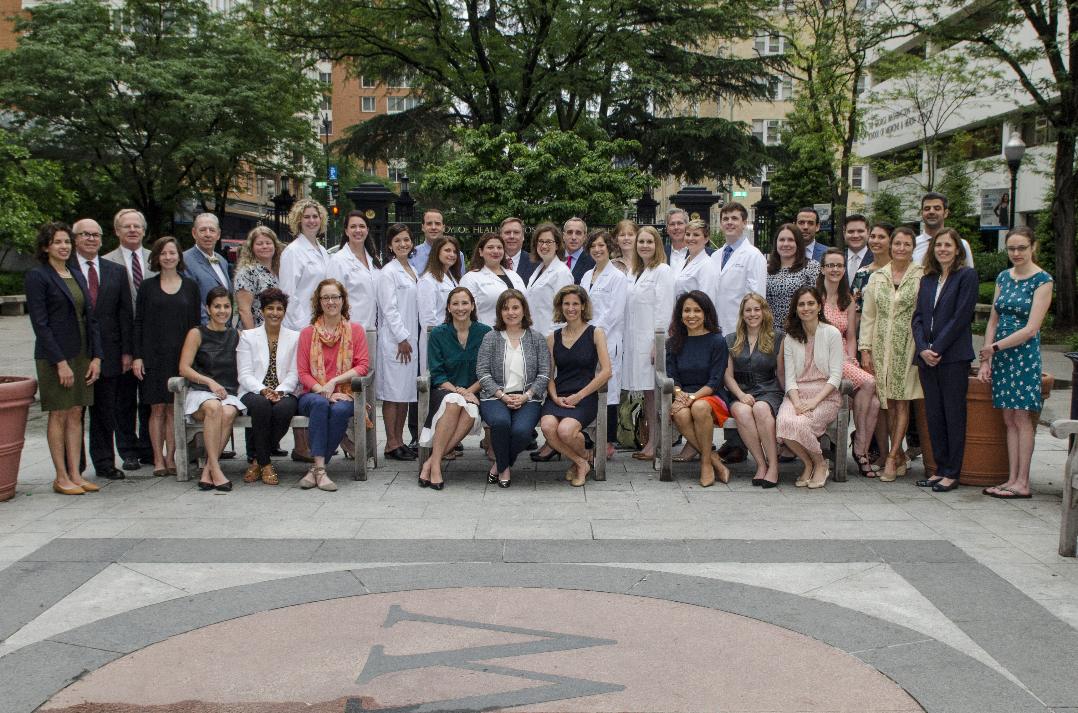 The 2017 Class of OB/GYN Residents