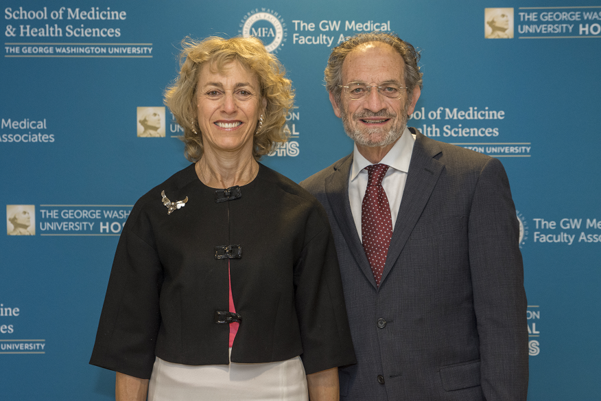 Nancy Sherman, Ph.D., and James Griffith, M.D.