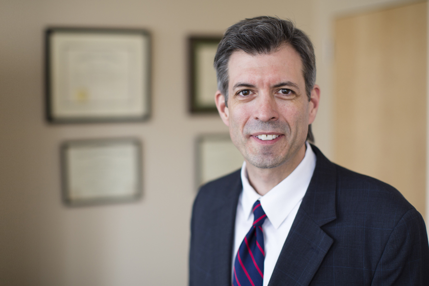 Daniel Z. Lieberman, MD, professor of psychiatry and behavioral sciences at GW SMHS