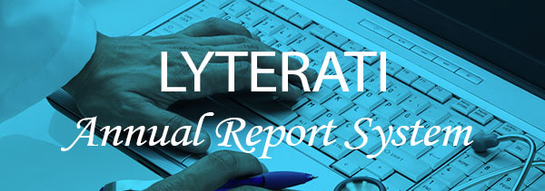 Lyterati Annual Report System