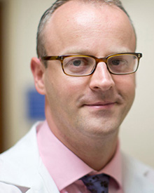 Photo of Dr. Michael S. Irwig, M.D., associate professor of medicine at the George Washington University School of Medicine and Health Sciences and director of the Andrology Center at the GW Medical Faculty Associates