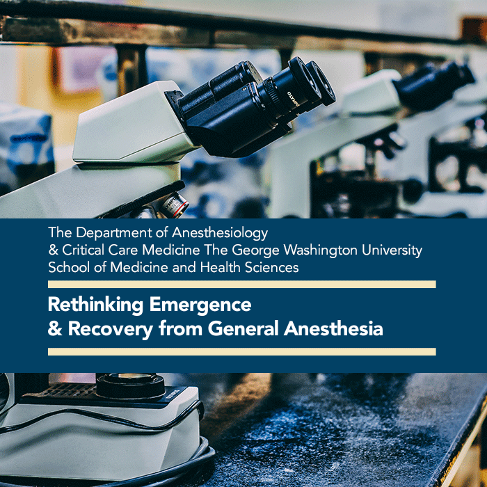 Rethinking Emergence and Recovery from General Anesthesia