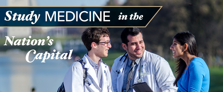 Study Medicine in the Nation's Capital
