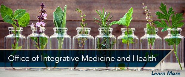 Office of Integrative Medicine and Health: Learn More
