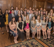Class of 2016 AOA inductees