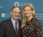 James Griffith, MD, and Laura Doggett