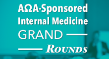 AΩA-Sponsored Internal Medicine Grand Rounds