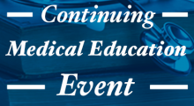 Continuing Medical Education event