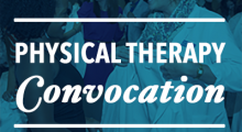Physical Therapy Convocation