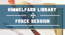 Himmelfarb Library Session: FOSCE Neuro (MS2)