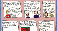 From Public Health to Private Lives: An Introduction to Comics in Medicine