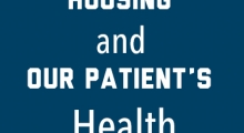 Housing and Our Patient's Health