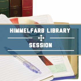 Himmelfarb Library Session: How to do a Successful Literature Review