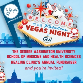 Vegas Night Fundraiser